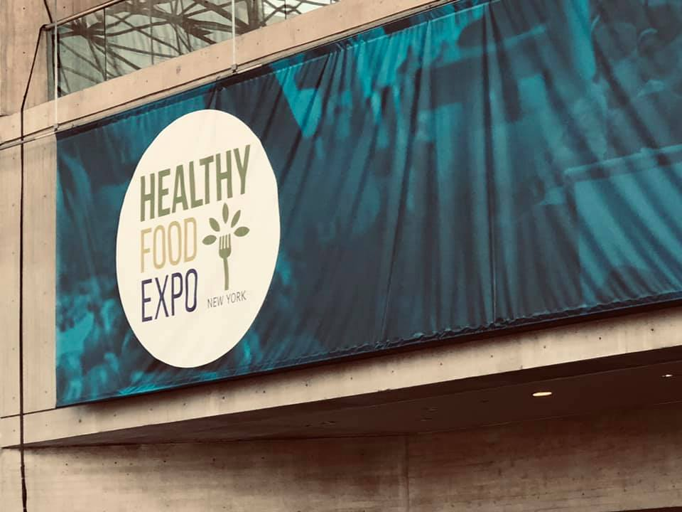 Chef Pradhan featured at 2019 Healthy Food Expo New York City » Red